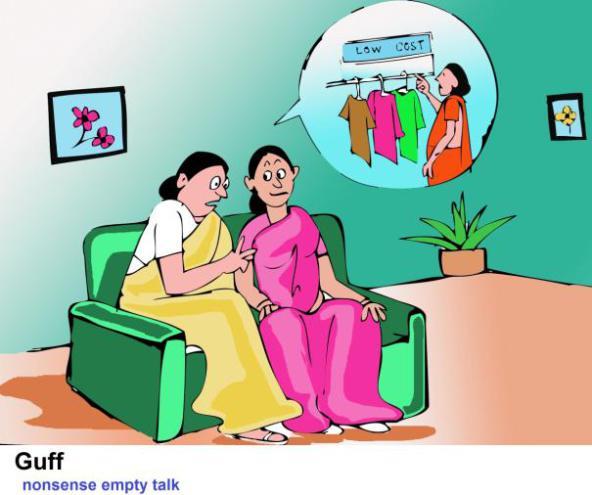 guff-nonsense-empty-talk-by-woman nonsense
